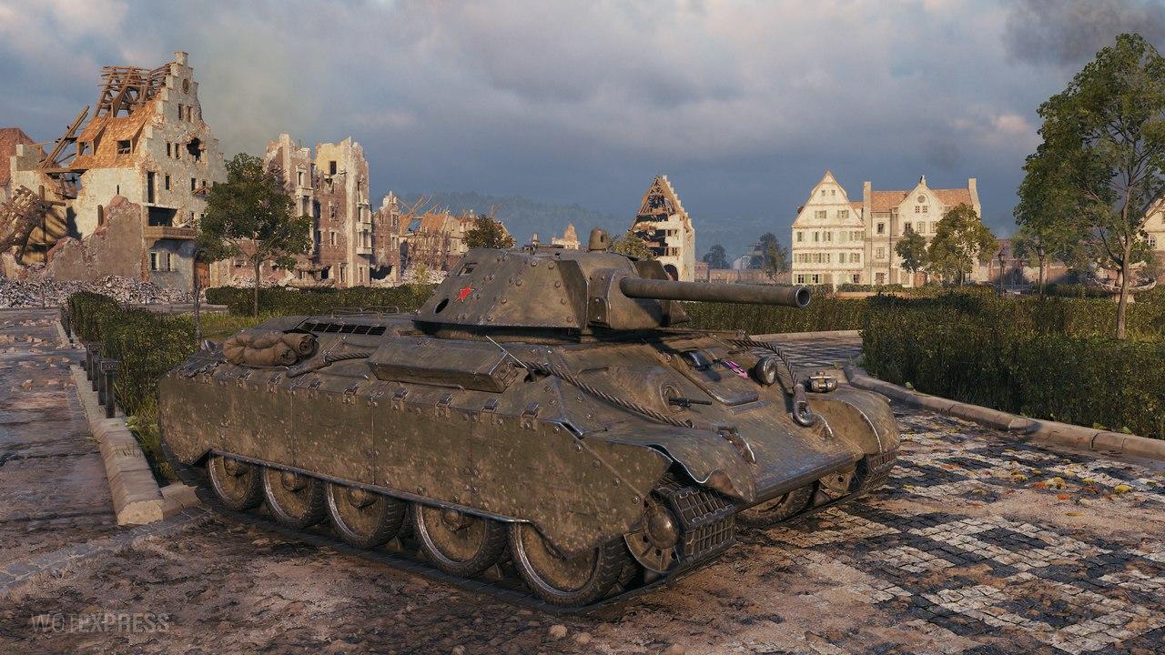 Выиграй свой эксклюзивный Т-34 Экранированный