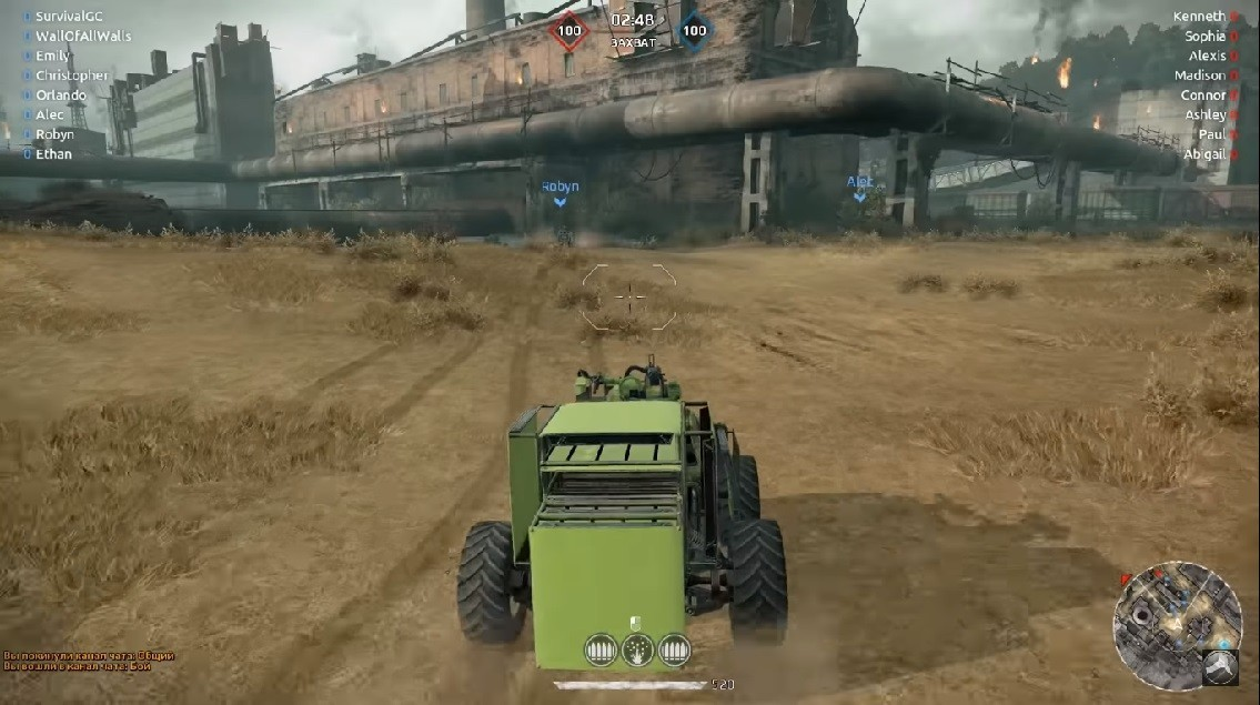 gameplay Crossout 3