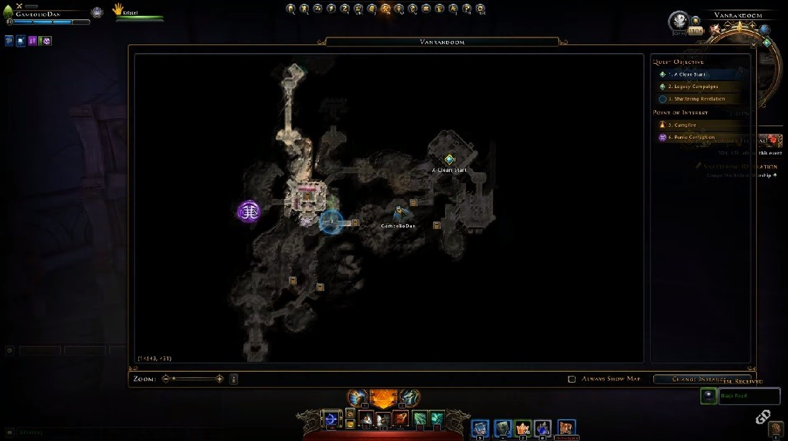 Gameplay Neverwinter 2