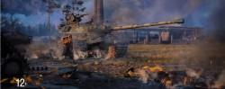 gameplay World of Tanks 1