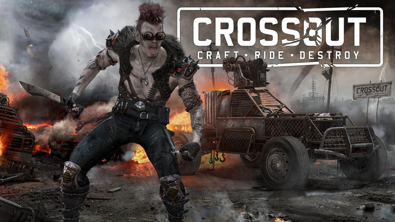 Скачать Crossout