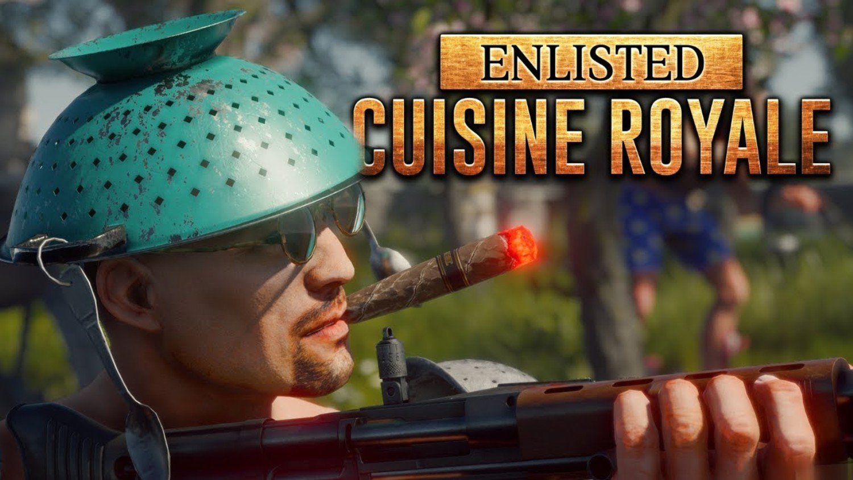 Скачать Cuisine Royale