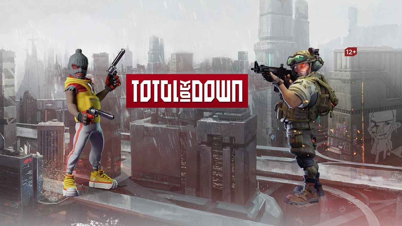 Скачать Total Lockdown