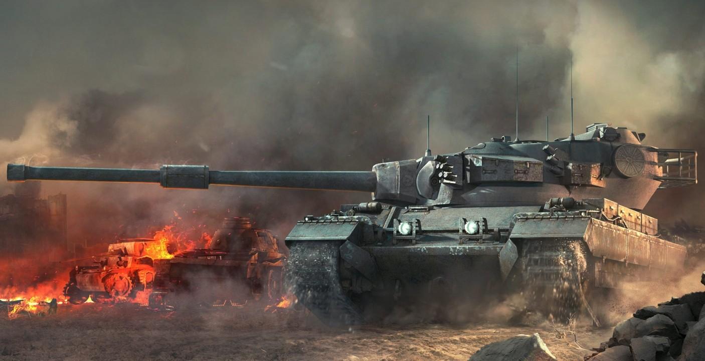 World of Tanks скачать бесплатно с официального сайта, последняя версия.