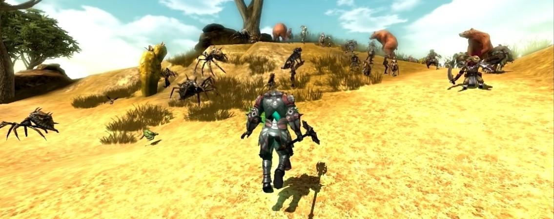 R2 Online геймплей 4