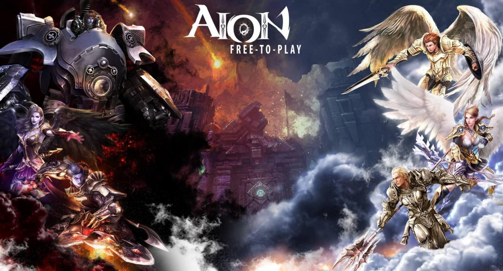 Скачать Aion.