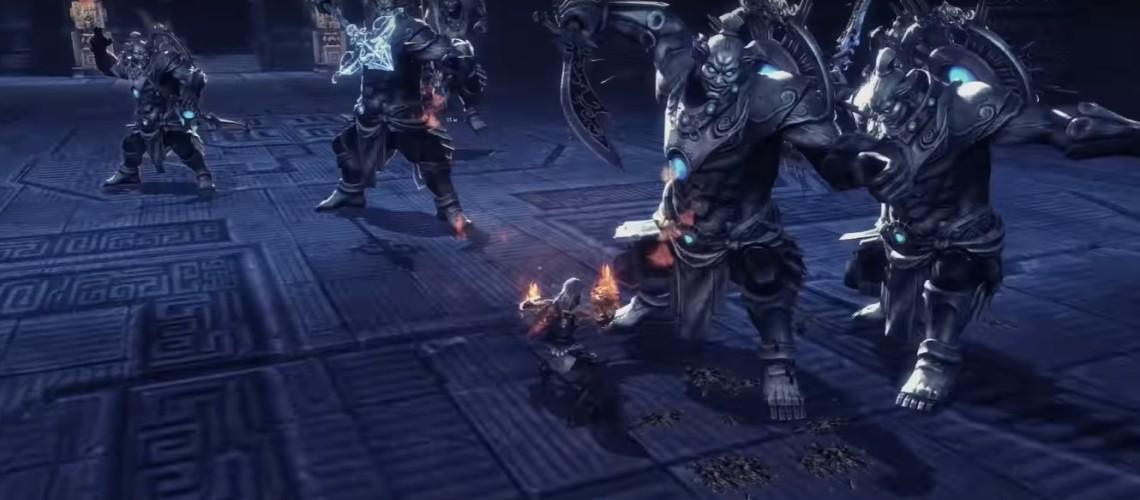 Скачать игру Blade Soul на русском.