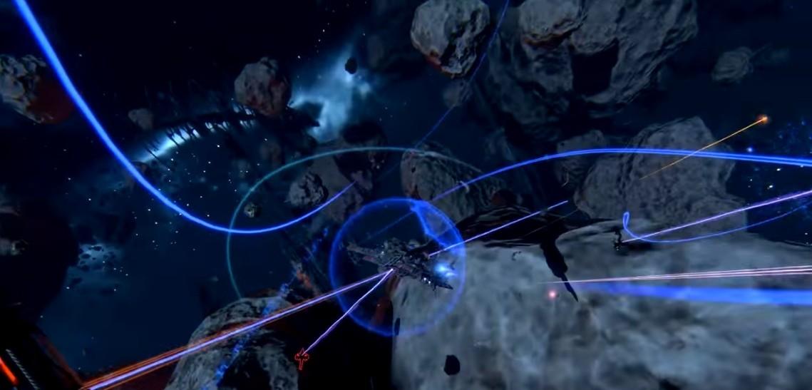 Star Conflict: корабли.
