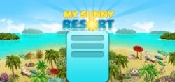 Игра My Sunny Resort онлайн.