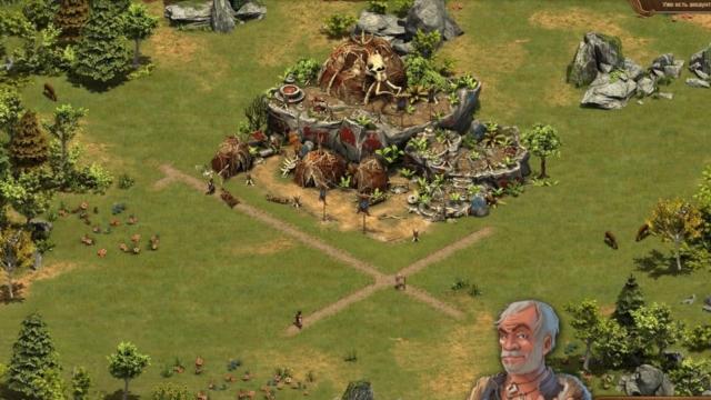 Играть онлайн в браузерную стратегию Forge of Empires.