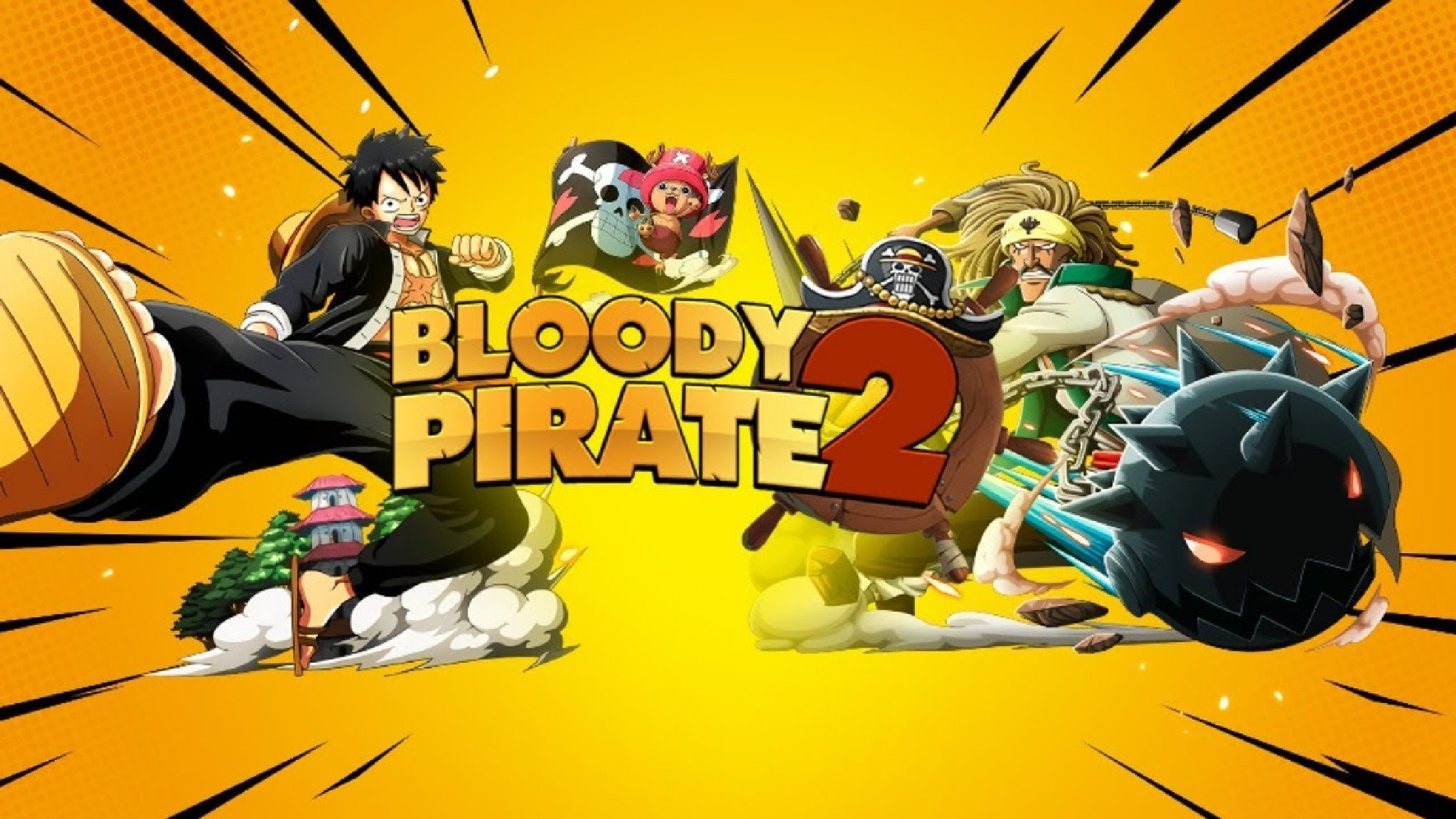 Играть Bloody Pirate 2 онлайн