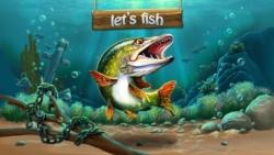 Играть Lets Fish онлайн в браузере