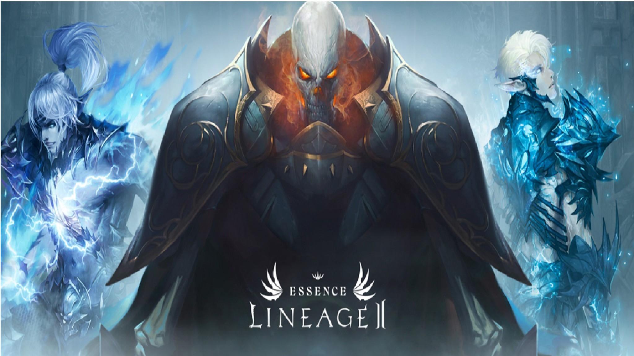 Играть Lineage 2 Essence онлайн