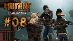 Играть Mutant Year Zero Road to Eden онлайн