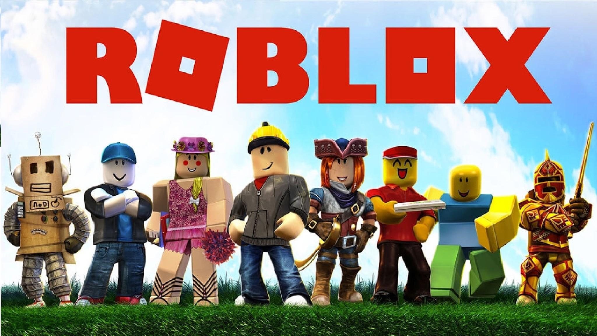 Играть ROBLOX онлайн
