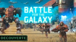Играть Battle for the Galaxy онлайн в браузере