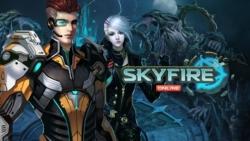 Играть SkyFire онлайн в браузере