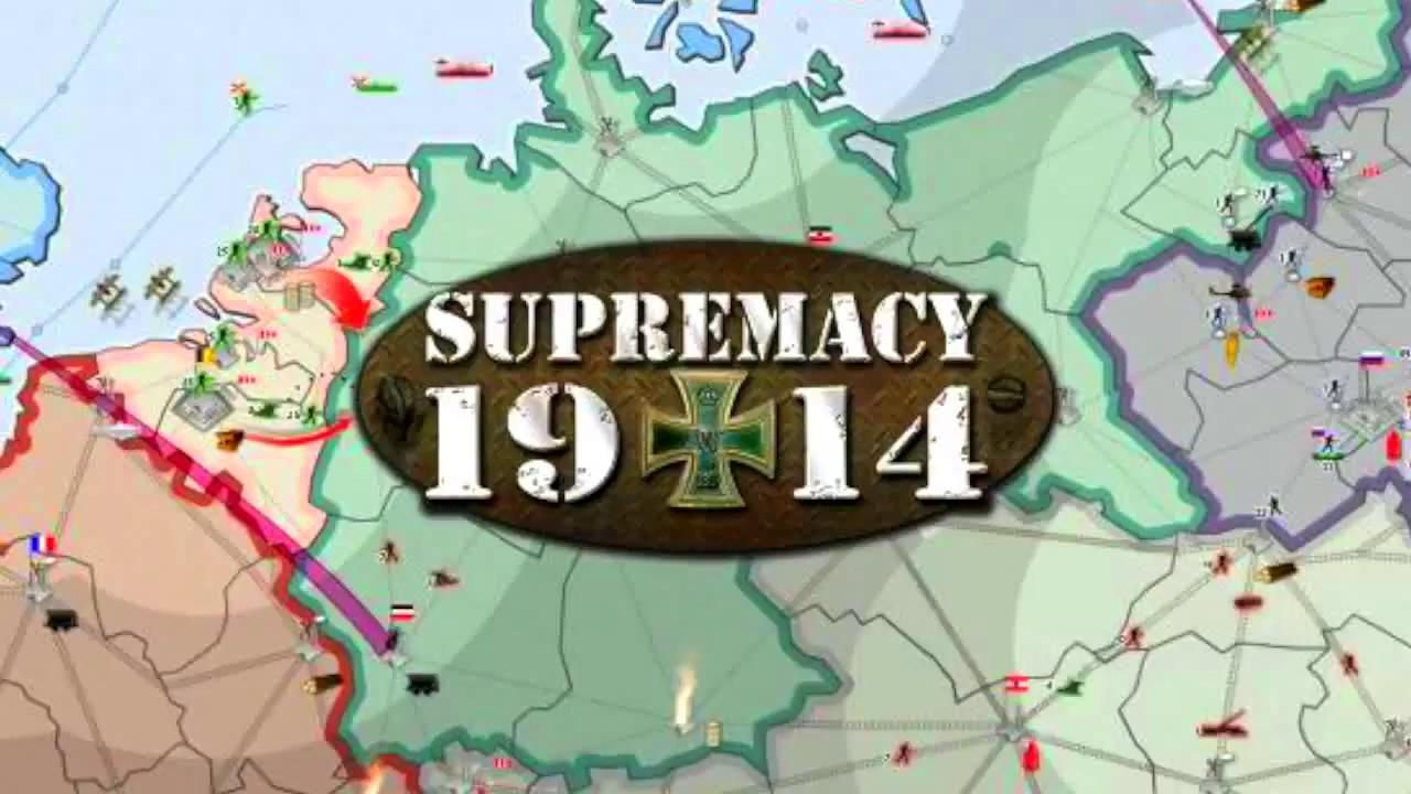 Играть Supremacy 1914 онлайн в браузере